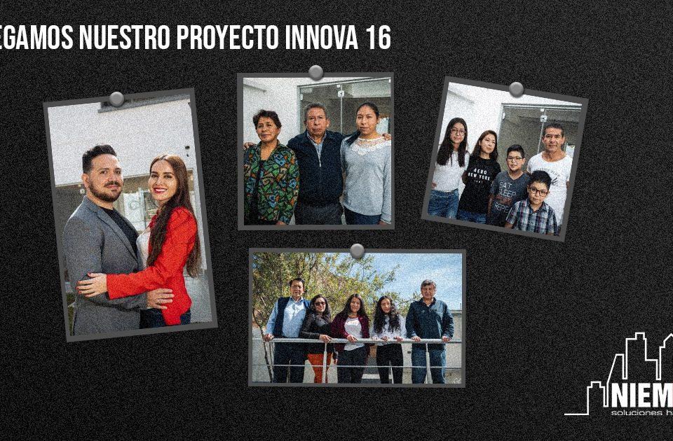 Entregamos nuestro proyecto Innova16
